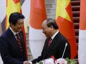 """Nhật Bản coi Việt Nam là """"điểm nút then chốt"""" trong chiến lược khu vực"""