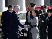 Lực lượng Phòng vệ Nhật Bản sẽ không hành động chung với Mỹ ở Biển Đông