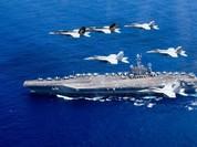 Mỹ chủ trương tăng cường triển khai quân sự ở tuyến đầu, có để đánh đối thủ ở vùng biển quốc tế