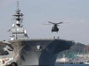 Biển Đông: Trung Quốc sẽ điều tàu sân bay đối phó tàu Izumo Nhật Bản?