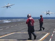 """5 phương pháp """"bắn chìm"""" tàu sân bay Mỹ của Trung Quốc và Nga"""