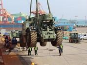 """Tàu sân bay Mỹ áp sát, Triều Tiên đe """"đập tan hành động xâm lược"""""""