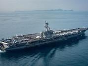"""Mỹ đã """"đánh lừa"""" về thời điểm tàu sân bay USS Carl Vinson đến Triều Tiên?"""