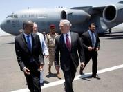 Mỹ tăng cường chống khủng bố và cướp biển tại châu Phi