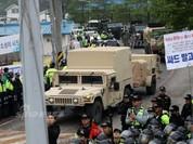 """Trung Quốc sẽ """"vừa đấm vừa xoa"""" để Hàn Quốc bỏ THAAD?"""