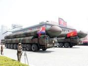 Trình độ vũ khí hạt nhân và tên lửa Triều Tiên tương đương Pháp 50 năm trước