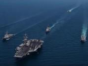 Tránh chọc giận Trung Quốc, Mỹ không đưa tàu sân bay vào Hoàng Hải