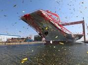 Động lực mới của Ấn Độ chạy đua tàu sân bay với Trung Quốc