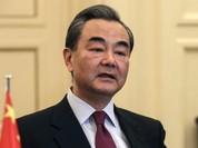 """Bộ trưởng Vương Nghị: Cần """"nhổ gai trong cổ họng"""" của quan hệ Trung - Hàn"""