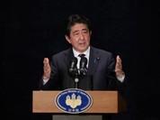 """Thủ tướng Nhật Bản tỏ thiện chí với Trung Quốc để """"mua bảo hiểm""""?"""