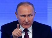 Putin tuyên bố Nga có thể xuyên thủng mọi hệ thống phòng thủ tên lửa