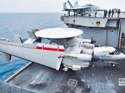 """Trung Quốc thêm """"thần nhãn"""" cho tàu sân bay"""