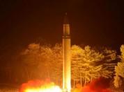 """Triều Tiên đe """"báo thù"""" Mỹ, đã thu nhỏ được đầu đạn hạt nhân"""