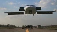Đức thử nghiệm xe điện bay cất cánh thẳng đứng (Video)