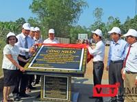 """Quảng Nam khánh thành đường """"Di sản"""" nối Mỹ Sơn với Nông Sơn"""