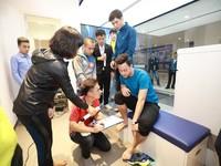 Ra mắt công nghệ nhận diện bàn chân bằng thiết bị 3D và laze