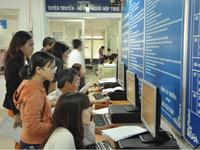 Cả nước đạt gần 40% doanh nghiệp đăng ký kinh doanh trực tuyến