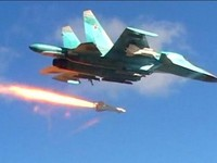 """Lò lửa Syria nguy cơ châm ngòi """"thùng thuốc súng"""" Trung Đông"""