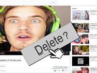 Kênh YouTube hơn 50 triệu người theo dõi của game thủ PewDiePie sẽ bị xóa?