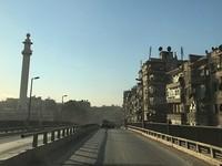 Đạn pháo lại nổ gần Đại sứ quán Nga ở Syria