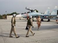 """""""Pháo đài"""" giúp Nga đại náo Syria"""