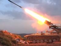Quân đội Syria đánh chiếm 2 cứ điểm IS trên chiến trường Homs (video)