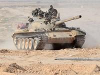Quân đội Syria đè bẹp IS, giải phóng cứ địa phiến quân ở ngoại vi Palmyra