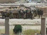 Quân đội Syria đối mặt phiến quân thiện chiến, cuồng tín  (video)