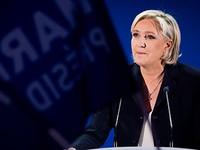 Bà Le Pen tuyên bố từ bỏ chức vụ lãnh đạo Đảng Mặt trận Quốc gia