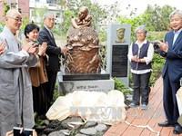 Khánh thành tượng đài 'Xin lỗi Việt Nam' tại Hàn Quốc