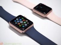 Thiết kế của Apple Watch Series 3 sẽ không có nhiều thay đổi