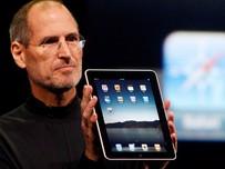 Lý do ra đời không ai ngờ tới của iPad