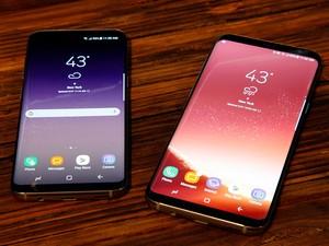 """10 tính năng trên Galaxy S8 mà iPhone phải """"chào thua"""""""