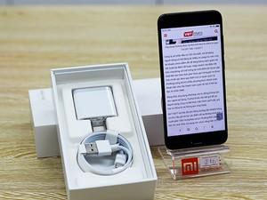 HOT: Mở hộp Xiaomi Mi 6 đầu tiên về Việt Nam