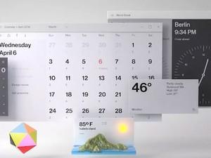 Chùm ảnh về giao diện hoàn toàn mới của Windows