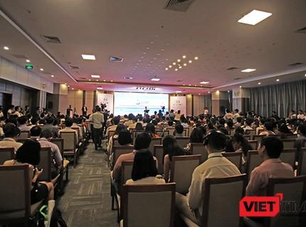 Khai mạc Hội nghị và Triển lãm Khởi nghiệp Đà Nẵng lần thứ 2-SURF 2017