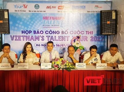 """""""Hành trình tìm kiếm tài năng Việt Nam"""" chính thức nhận hồ sơ dự thi"""