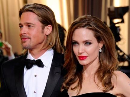 """Cặp """"tiên đồng - ngọc nữ"""" Angelina Jolie và Brad Pitt ly hôn"""