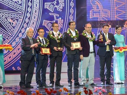 """Nhân tài Đất Việt 2017 hướng tới """"Công nghệ sáng tạo - Kết nối thông minh"""""""