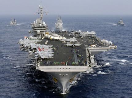Báo Ấn Độ nói về sự kiện tàu sân bay Mỹ thăm Việt Nam