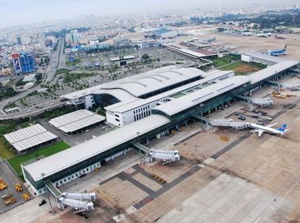 2.000 tỷ đồng đầu tư mở rộng sân bay Tân Sơn Nhất