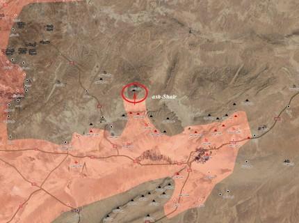 Chiến sự Palmyra: Quân đội Syria đánh bật IS, chiếm mỏ đốt chiến lược (video)