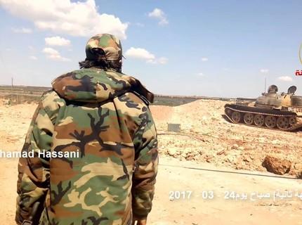 Hơn 1.000 phiến quân Al-Qaeda Syria chết thảm tại Hama (video)