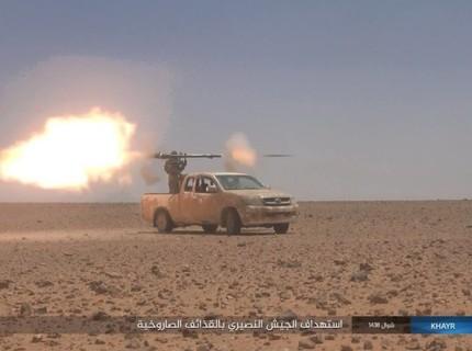 Quân đội Syria hứng những bài học đẫm máu