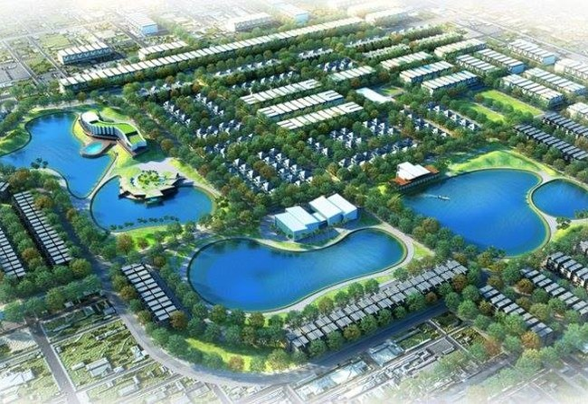 Tập đoàn Mường Thanh mua lại 95% cổ phần Cienco 5 Land nắm quyền sở hữu Khu đô thị Thanh Hà.