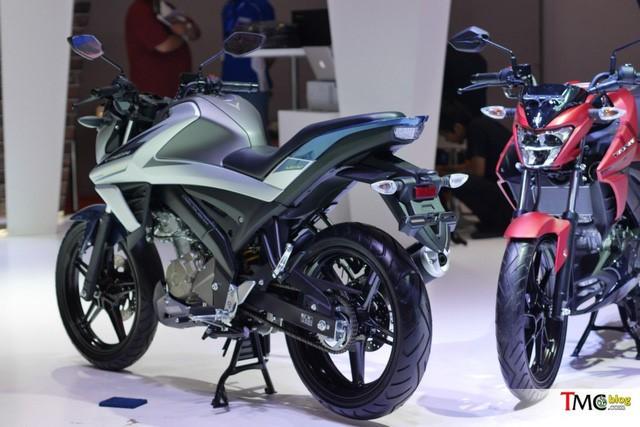 Bộ đôi Yamaha V-Ixion 2017 thế hệ mới vừa ra mắt