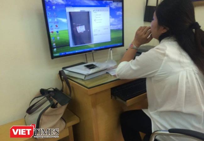 TP. Hà Nội đang tích cực triển khai dịch vụ công trực tuyến cấp độ 3 và 4. (Ảnh minh họa).