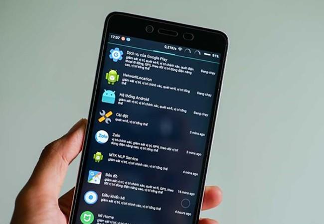 Android thường gặp nguy cơ về bảo mật nên người dùng phải tự tìm cách bảo vệ mình bằng cách hạn chế các quyền truy cập. Ảnh: MINH HOÀNG