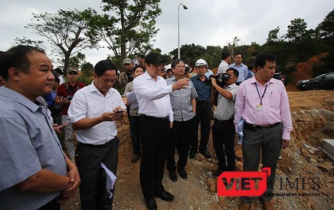 Chủ tịch UBND TP Đà Nẵng tiếp tục ra văn bản chỉ đạo liên quan đến quy hoạch bán đảo Sơn Trà
