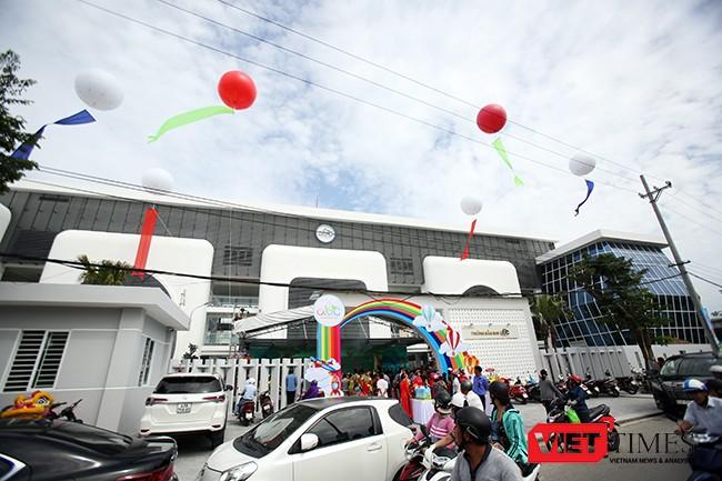 Đà Nẵng có Trường Mầm non Chất lượng cao lớn nhất miền Trung